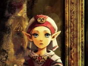 Arte de The Legend of Zelda
