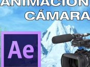 Manejo de cámara en after effects tutorial propio.