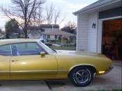Oldsmobile Cutlass Rocket 350 1971