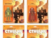 Legends of Cthulhu: Figuras de acción