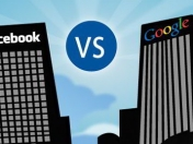 ¿Google vs Facebook?