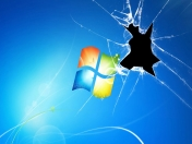 Fondos Windows Pantalla Rota