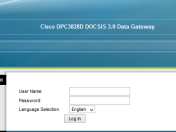 Modificar Password Router Cisco DPC-3828 de Fibertel