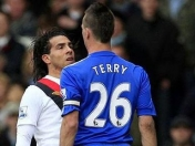 Carlos Tevez Vs John Terry