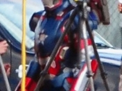 Iron Man 3: Se desmiente la armadura Iron Patriot