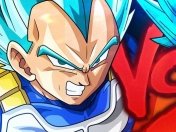 Goku vs Vegeta Dragon ball Super?