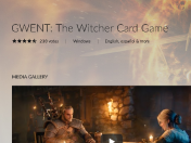 Witcher 1 gratis en GOG