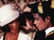 Michael Jackson y Whitney Houston vivieron un ¿romance?
