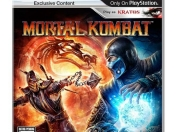 Mortal kombat 9, boxart de la version de PS3
