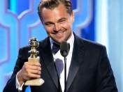 And the oscar goes to….. ¡¡Leonardo DiCaprio!!