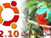 Ubuntu 12.10 quantal quetzal beta 2 disponible