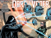 Star Wars: Darth Vader (Cómic Nro 25)