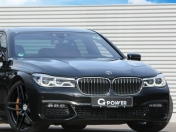 Bmw 750d 2017 modificado x G-Power ahora con 460cv