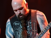 Kerry King (ex Tan Bionica): El Chano es un Hipocrita
