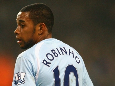 Robinho es Argentino published in Humor