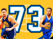 Warriors superan las 72 victorias de los Bulls
