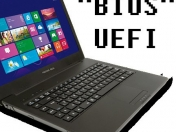 Cambiar el boot del bios uefi para cd/dvd/usb - windows 8