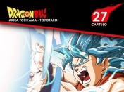 Dragon Ball Super Manga 27