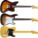 Nueva serie Vintage Modified de Squier