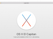 [Tutorial] Actualizar OSX Yosemite a El Capitan - Hackintosh