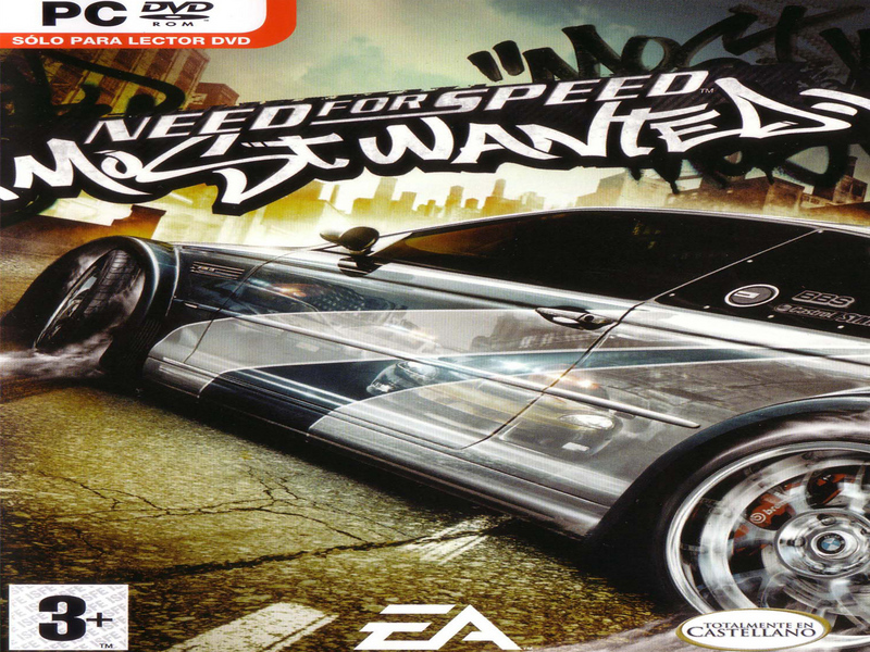Need for speed most wanted pc juegos taringa for Juego nfs most wanted