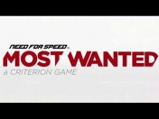 Need for Speed: Most Wanted recibe nuevo tráiler