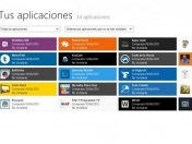 Windows 8: Aplicaciones Metro y Windows Store