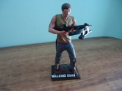 Daryl Dixon (de the walking dead) en masilla epoxi