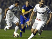 Corinthians vs Boca Juniors en vivo Online 4 de Julio 2012