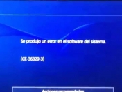 Advertencia Rainbow 6 siege y error en ps4