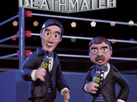 celebrity deathmatch - Cine O'culto