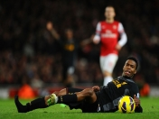 [Fotos] Arsenal 2 v 2 Liverpool [EPL]