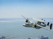 Ampliando el alcance de la Hawkeye E-2D Advanced Navy