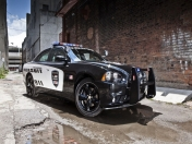 Los 2012 Dodge Charger Pursuit Fondos
