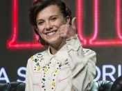 Eleven de Stranger Things causo furor en la Comic Con