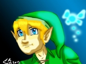 The legend of Zelda (Dibujo propio)