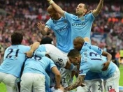 El City ganó la final y ya son campeones de la Capital One