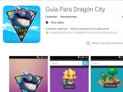 Guía de Dragón City [Google Play]