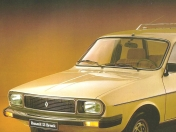 El Renault 12 y su Break TS