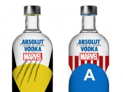 Absolut Marvel: tomá vodka como un personaje de cómic