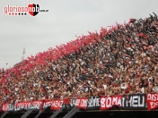 Newells vs Central (fotos de la hinchada mas popular)