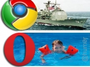 Explorer, Chrome, Firefox, Opera, Safari. ¿Cual eliges tu?