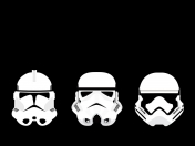 STAR WARS Wallpapers minimalistas (HD)