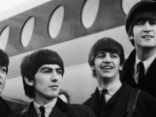 Fotos inéditas de Los Beatles en Hollywood