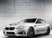 BMW M6 Coupe Competition Edition: v8 de 600cv