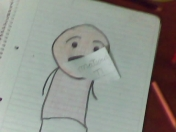 Mi dibujo cyanide and happiness =)