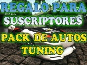 pack de autos tuning para gta san andreas