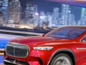 Mercedes-Maybach: un suv con 750cv