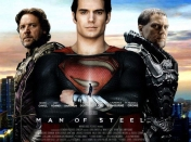 Nuevo cartel de Man of Steel .