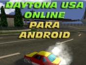 Daytona USA online para Android carreras, bajos requisitos